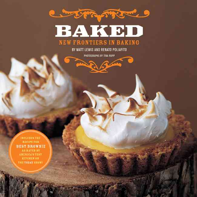 Baked By Lewis, Matt/ Poliafito, Renato/ Rupp, Tina (PHT)/ Stewart, Martha (INT)